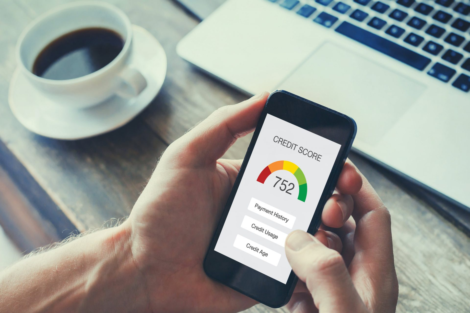 How Your Credit Score Affects Your Money